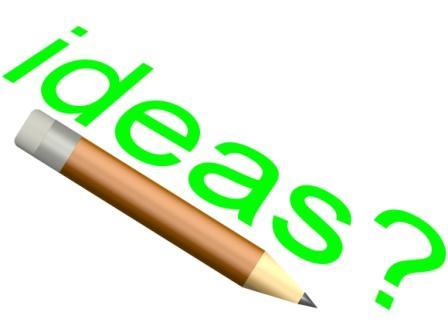 Como se nos ocurre las Ideas