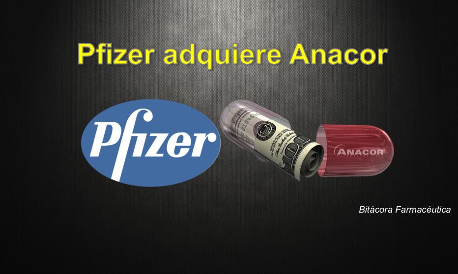 pfizer anacor